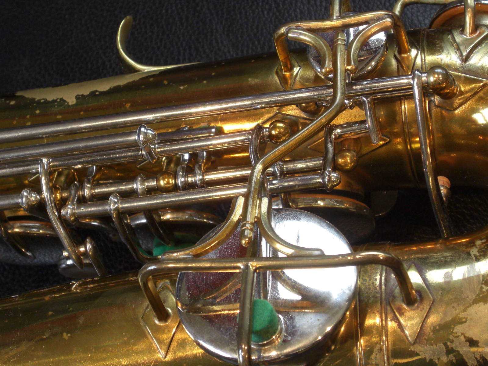buescher aristocrat alto saxophone review